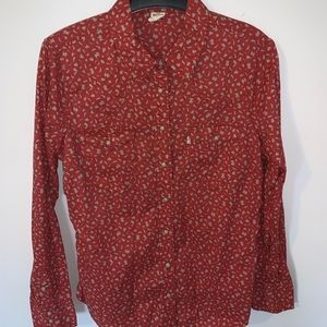Levi Button Up